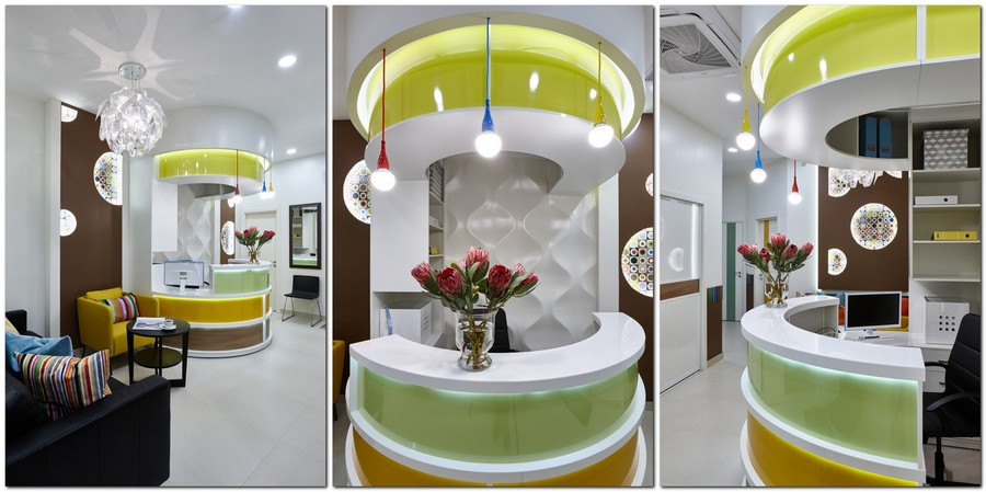 1-bright-multicolored-doctoru0027s-dentistu0027s-office-dental-clinic- & Cheerful Dentistu0027s Office That You Would Like to Visit Again u0026 Again ...