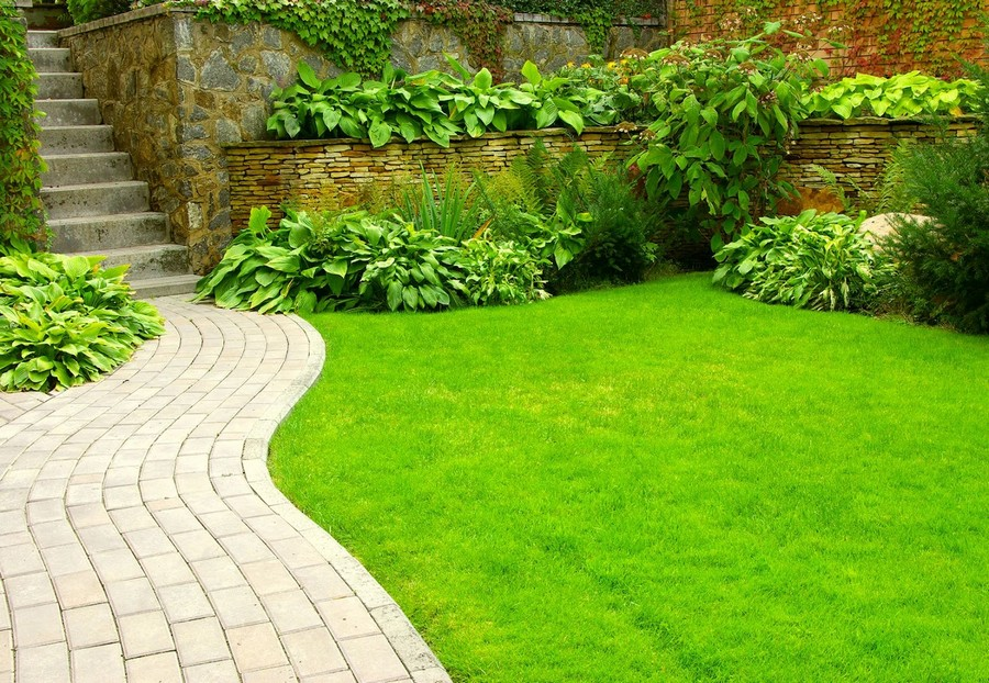 Garden Paths Planning Where to Start From Home