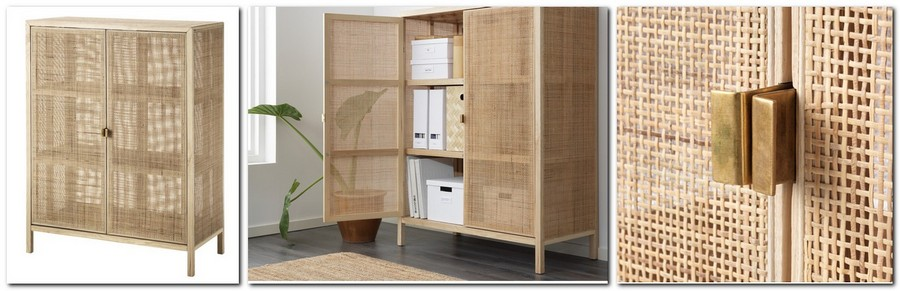 25-rattan-and-light-beige-ash-wood-cabinet-by-IKEA-Sweden-new-collection-Stockholm-2017