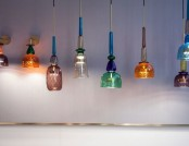 I Flauti: Amazing Hand-Blown Murano Glass Lamps