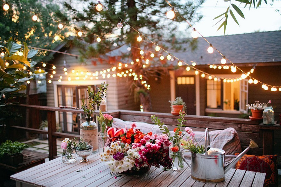 Outdoor Lighting 6 Inspiring Ideas 60 Amazing Photos Home