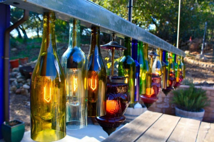 5-5-outdoor-garden-landscape-lighting-ideas-ornamental-lights-handmade-bottles