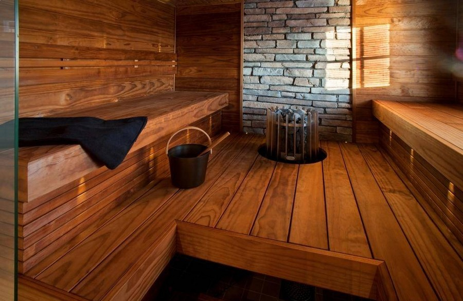 6 Eco Friendly Diy Homes Built For 20k Or Less: Thermally Modified Wood: Super Resistance & No Chemicals