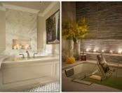 7 Easy Steps to a Warm and Cozy Bathroom without Any Renovation