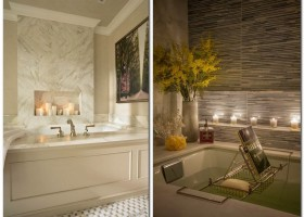 5-warm-cozy-bathroom-interior-design-white-and-beige-scented-candles-in-wall-recess-shelves-book-holder-flowers-picture-artwork-relaxing-atmosphere