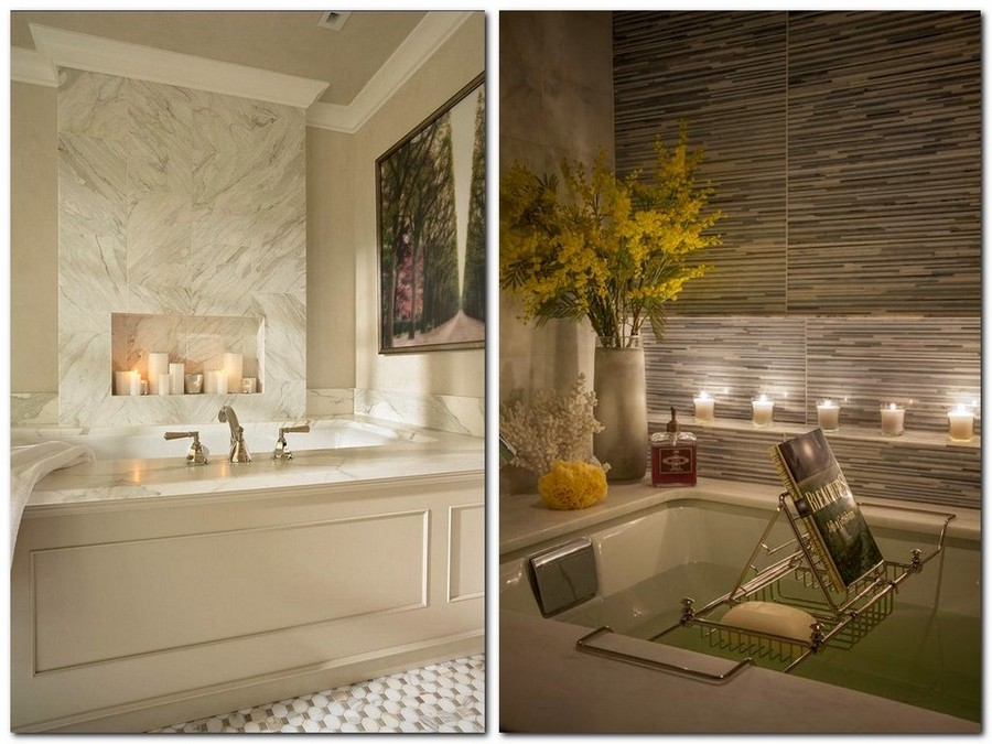 7 Easy Steps To A Warm And Cozy Bathroom Without Any Renovation Home Interior Design Kitchen