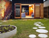 Garden Paths Planning: Where to Start From?