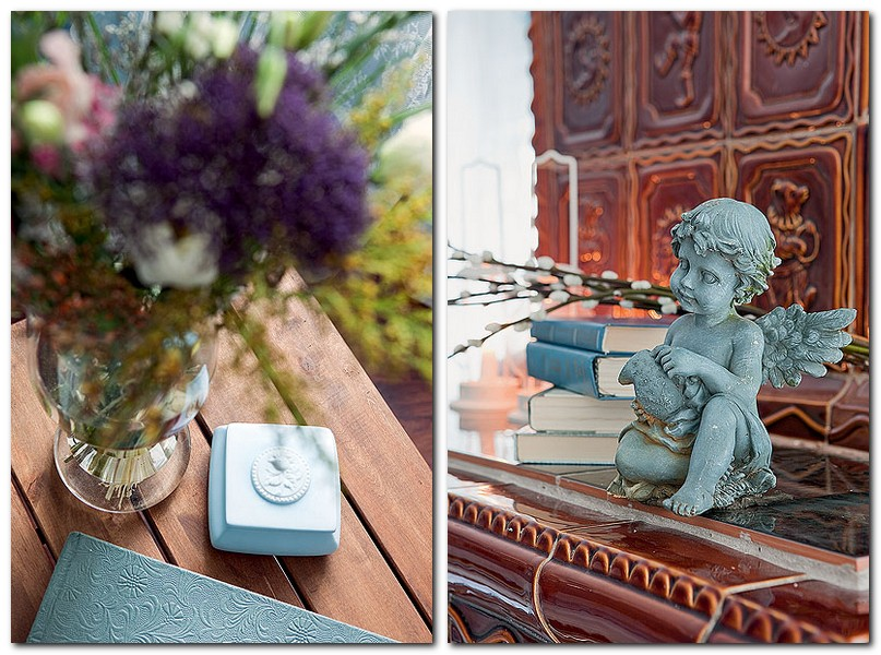 0-beautiful-home-decor-sweet-accessories-angel-figurine-books-mantelpiece-glazed-tiles-fireplace-brown-blue-book-covers-flowers-vase-coffee-table-souvenirs
