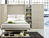 Hideaway, Foldable & Convertible Beds: 20 Ideas for Small Spaces