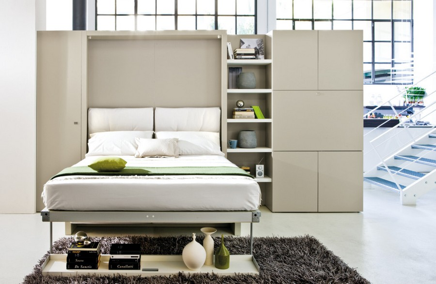 1 2 wall bed pull down fold down - Designer Wall Beds