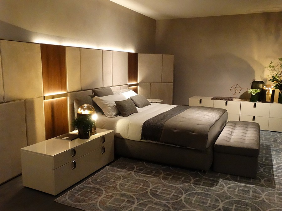 2-1-Flou-new-collection-of-contemporary-style-furniture-at-Salone-de-Mobile-Exhibition-Milan-2017-bedroom-wardrobe-cabinets-storage-behind-the-bed-headboard