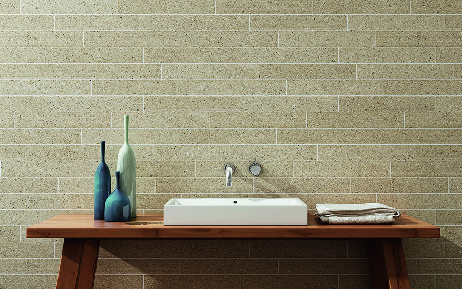 2-3-ceramic-tiles-in-bathroom-interior-design-rectangular-beige-faux-stone-texture-Apavisa-brand-collection-2017