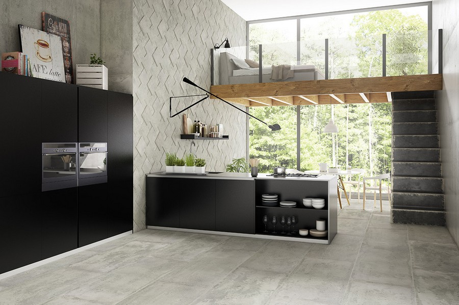 2-9-ceramic-tiles-in-kitchen-interior-design-loft-Apavisa-brand-collection-2017