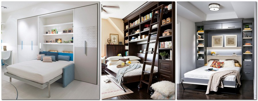 3-3-wall-bed-pull-down-fold-down-convertible-folding-Murphy-bed-sofa-white-wardrobe-closet-bookshelves-home-library-shelving-unit-in-interior-design-small-tight-space-one-room-apartment-ideas-studio
