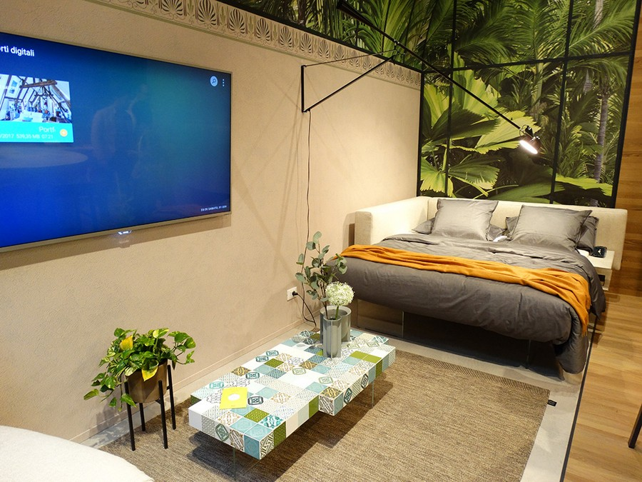 4-1-Lago-new-collection-of-contemporary-style-furniture-at-Salone-de-Mobile-Exhibition-Milan-2017-tiled-asymmetrical-coffee-table-upholstered-bed