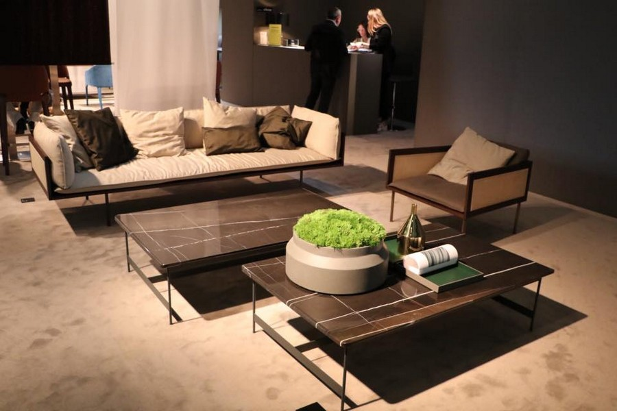 4-5-Potocco-new-collection-of-contemporary-style-furniture-at-Salone-de-Mobile-Exhibition-Milan-2017-beige-brown-living-room-set-sofa-arm-chair-coffee-tables