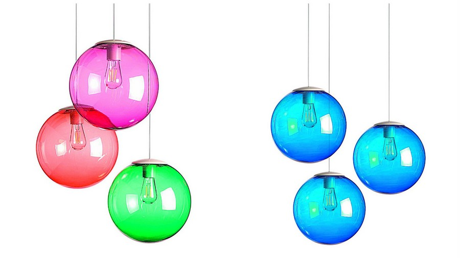 5-1-Spheremaker-Lamp-by-Fatboy-multicolor-green-pink-red-blue-spherical-glass-shade-bright-cheerful-design-set-of-lamps-suspended