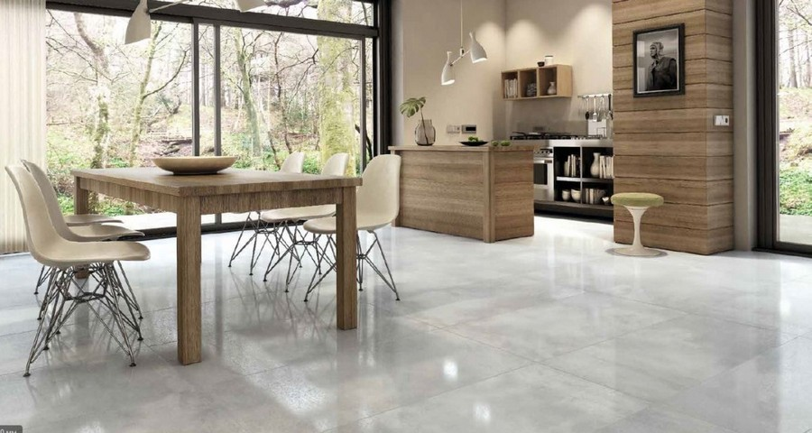 5-1-ceramic-tiles-polished-glossy-floor-ceramic-granite-gray-light-in-kitchen-interior-design-Todagres-brand-collection-2017