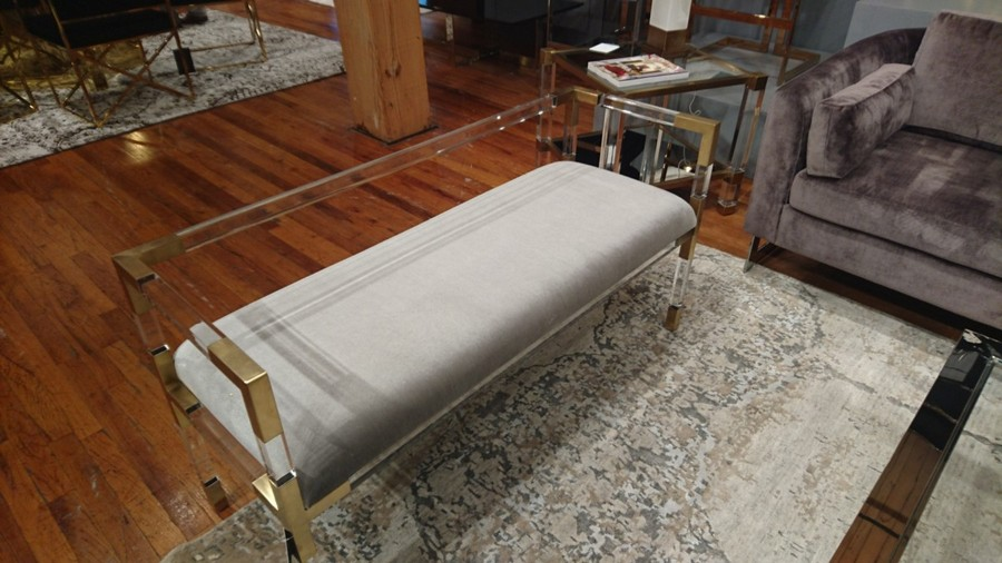 7-4-gray-couch-with-metal-arm-rests-transparent-acrylic-backrest-gray-cushion