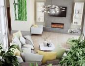 10 Fresh Living Room Interior Ideas from Designers' Instagrams