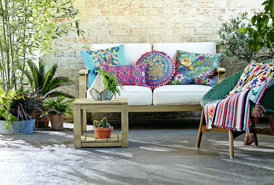 9 Summer Ideas for Refreshing Your Interior with Home Textile Home