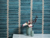 Hand-Crafted Wall Coverings from Japanese Paper & Banana Fibers