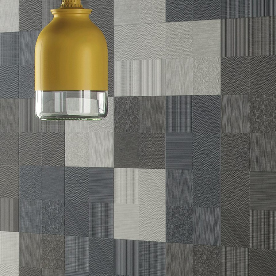 12-6-ceramic-tiles-in-interior-design-Cas-Ceramica-brand-collection-2017-matte-brown-gray-square-wall-tiles