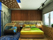 Wooden Ceiling Décor: 20 Unhackneyed Ideas (Part 2)