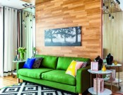 Wooden Ceiling Décor: 20 Unhackneyed Ideas (Part 1)