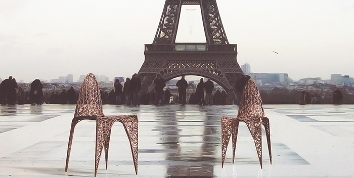 3-1-3D-printed-furniture-made-on-3D-printer-bronze-metal-cast-by-Ventury-Paris-France-French-design-chairs-Eiffel-Tower