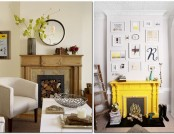 Faux Fireplace Ideas: Creation, Decoration & Stuffing