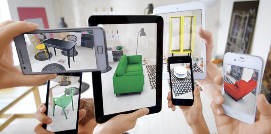Ikea And Apple Are Joining Forces In Creating Augmented Reality App Home Interior Design