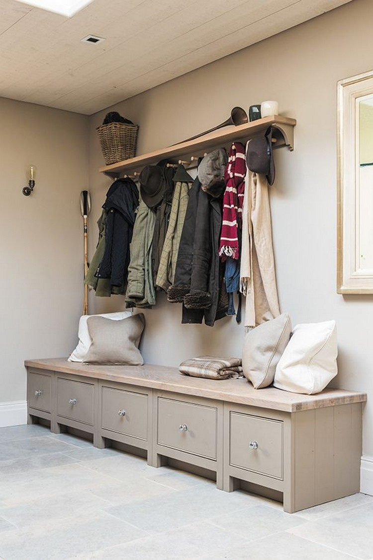4-3-hallway-entry-room-entrance-hall-mudroom-interior-design-shoe-storage-ideas-cabinet-bench-drawers-beige-throw-pillows-coat-racks