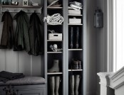 Shoe Storage Ideas: Most Simple & Ergonomic Hallway Solutions