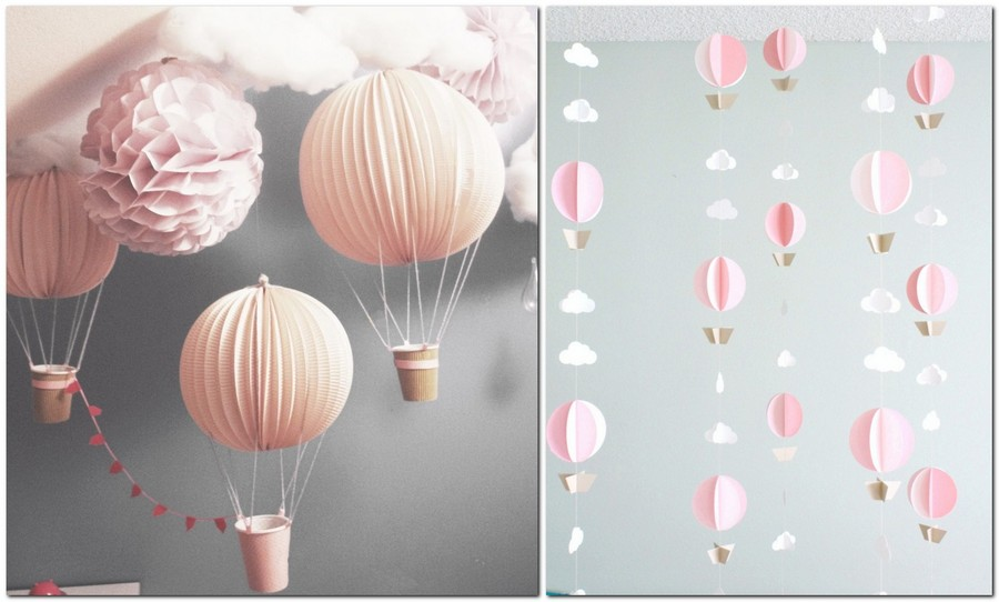 5-handmade-colored-paper-garlands-ideas-home-decor-party-holiday-pastel-pink-air-balloons