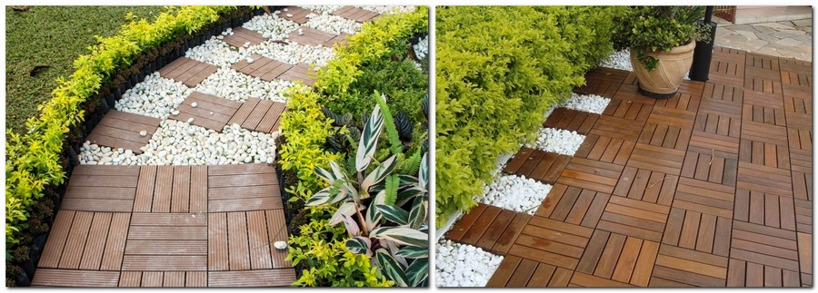 7-1-garden-path-design-ideas-walkway-pathway-mixed-material-type-rybber-tiles-pebbles