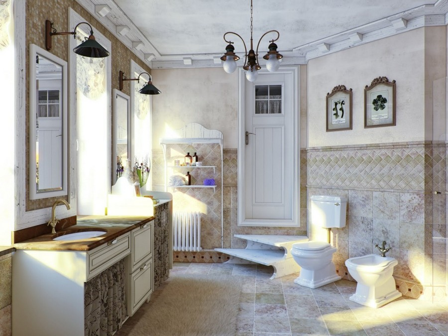 7 French style bathroom interior design ideas light How to Design a Bathroom in