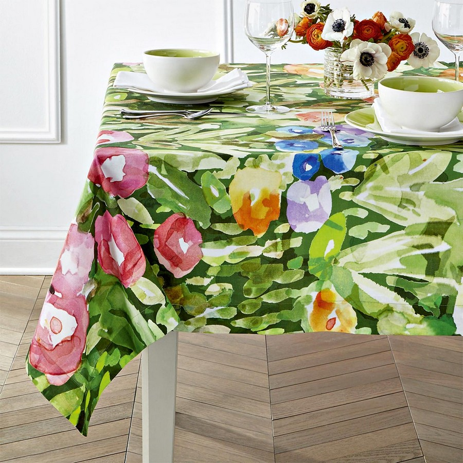 9-1-Cotton-Bloom-tablecloth-with-digital-watercolor-print-by-Crate-and-Barrel-beautiful-home-textile-decor-accessories-summer-2017