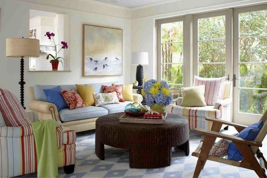 0 Beautiful Cozy Living Room Interior Design Ideas