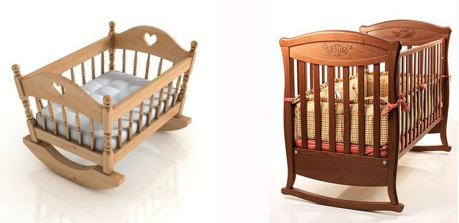 1-1-toddler-baby-bed-rocking-on-sleigh-runners-wooden-cot