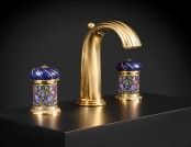Russian Fairy-Tale Inspired a New Stunning Bathroom Collection