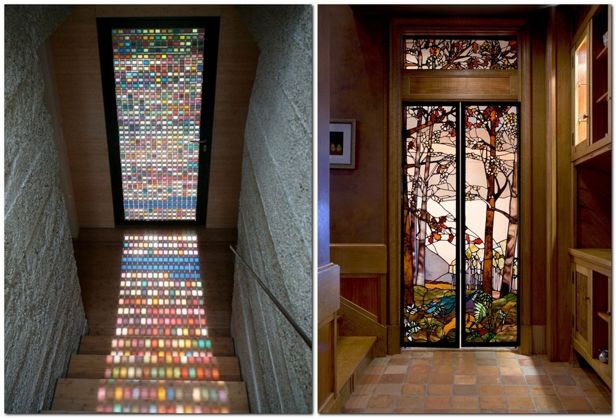 2 1 1 Beautiful Amazing Stained Glass In