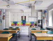 The Coolest School Laboratory Interior We've Ever Seen