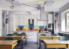 interiors home interior design  kitchen and bathroom Laboratory Entrance Interior Design laboratory interior design ideas
