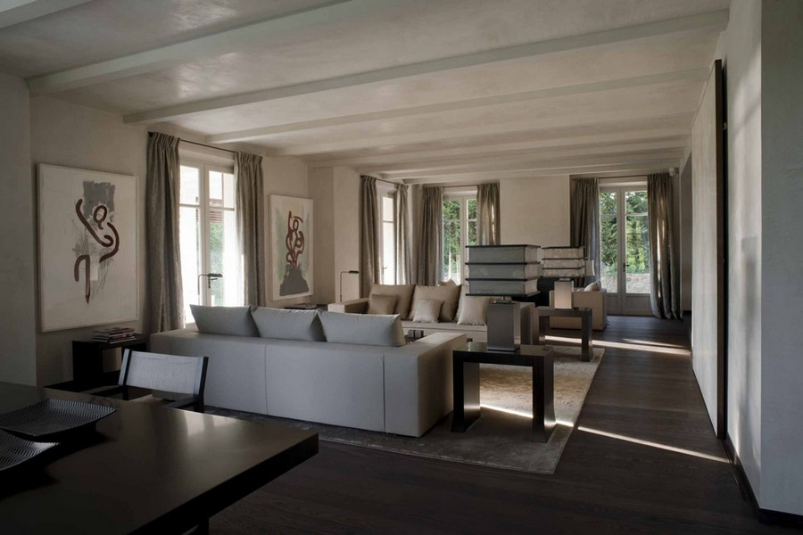 Giorgio armani and his interiors part 1 home interior for Idea casa interior deco