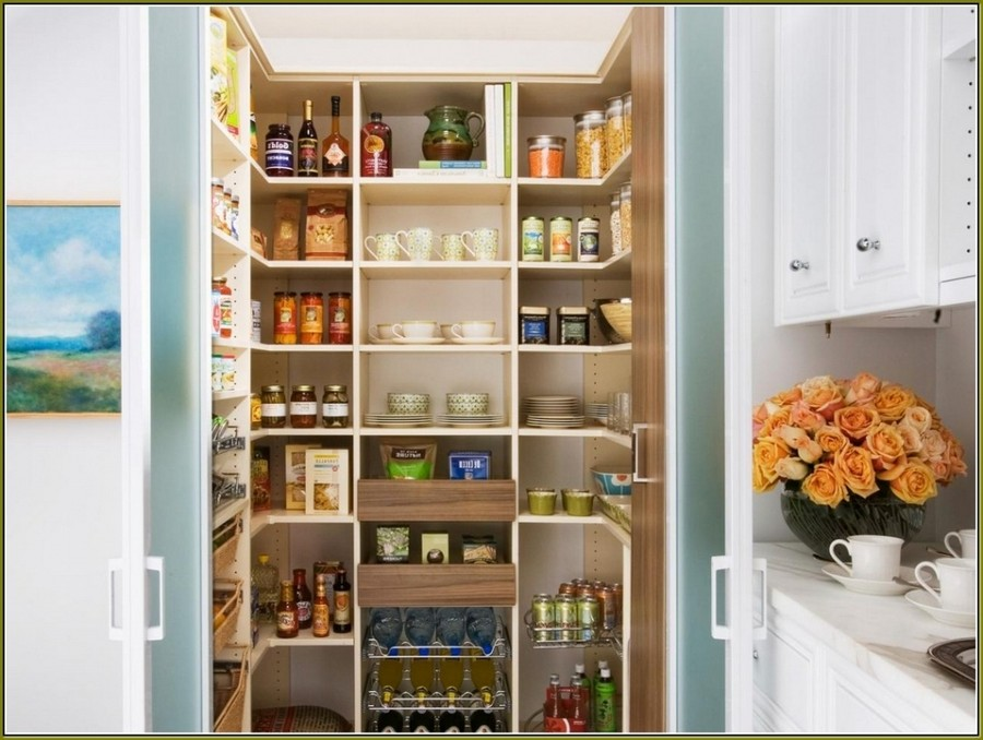 Small Kitchen Closet Ideas: 10 Pieces Of American Interiors That Our Homes Lack