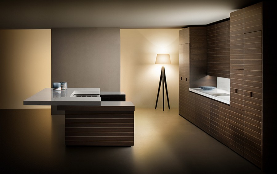 5-2-Giorgio-Giorgio-Armani-Dada-kitchen-furniture-cabinets-design-luxurious-interior-brown-handleless-island-geometrical-cooker