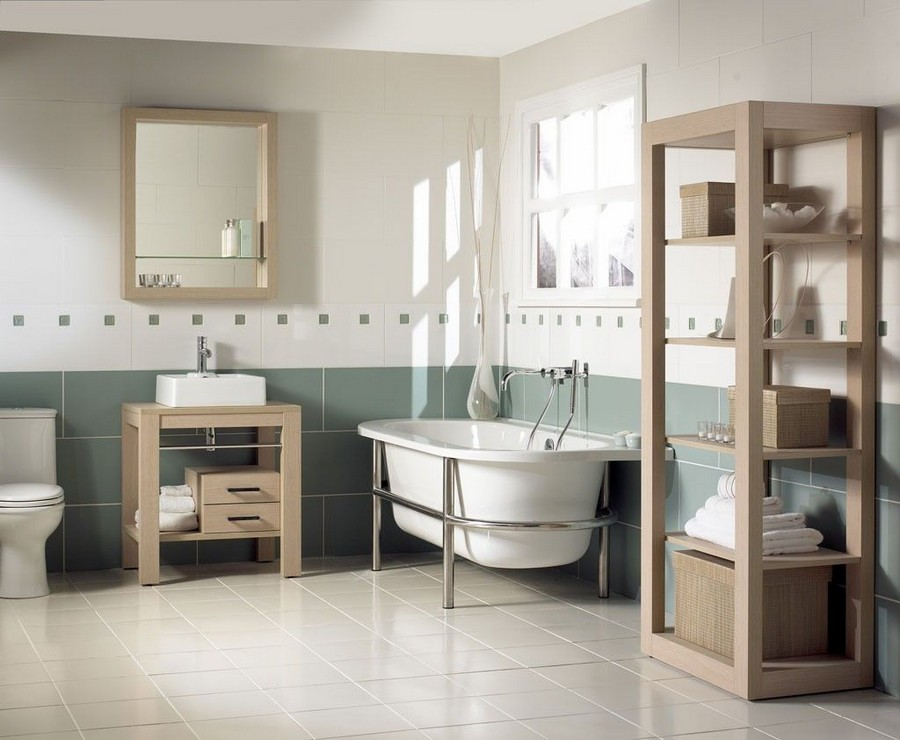 How to Keep Bathroom Sanitary and Clean 6 Tips Home Interior