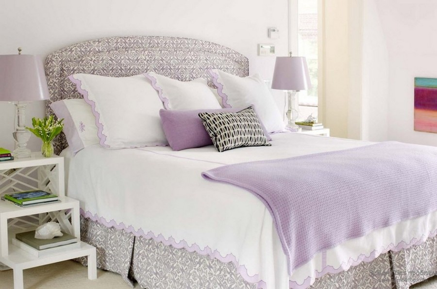 0-lilac-grey-color-in-interior-design-bedroom-gray-upholstered-white-nightstands-bedside-lamps-bed-linen-bed-cover