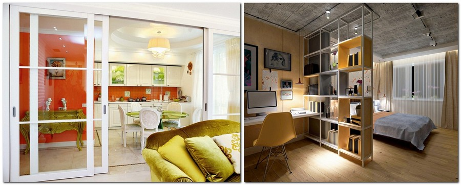 No Blind Walls: 20 Creative Room Dividers (P.2)